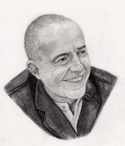 Pierre Bottero por drawingmydream